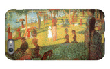 A Sunday on La Grande Jatte iPhone 6 Plus Case by Georges Seurat