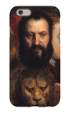 An Allegory of Prudence iPhone 6 Case by  Titian