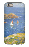 Calm Seas iPhone 6 Case by Henry Moret