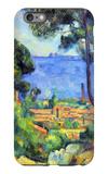 View of L'Estaque and Chateaux d'If iPhone 6s Plus Case by Paul Cézanne