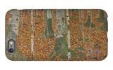 Birch Forest iPhone 6s Plus Case by Gustav Klimt