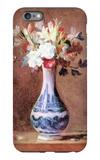 Flowers in a Vase iPhone 6s Plus Case by Jean-Baptiste Simeon Chardin