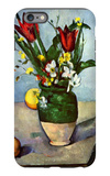 The Vase of Tulips iPhone 6s Plus Case by Paul Cézanne