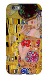The Kiss (Detail) iPhone 6s Plus Case by Gustav Klimt