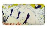 La Troupe de Mlle Eglantine iPhone 6 Plus Case by Henri de Toulouse-Lautrec