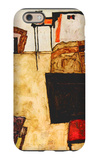Schiele's Living Room in Neulengbach iPhone 6 Case by Egon Schiele