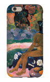 Her Name is Vairaumati iPhone 6 Case by Paul Gauguin