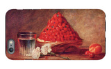 The Strawberry Basket iPhone 6s Plus Case by Jean-Baptiste Simeon Chardin