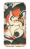 Composition with Two Deer iPhone 6 Plus Case by Franz Marc