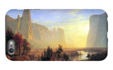Yosemite Valley iPhone 6s Plus Case by Albert Bierstadt