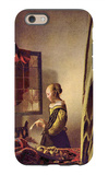 Girl at the Open Window iPhone 6 Case by Jan Vermeer