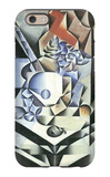 Still Life with Flowers iPhone 6 Case by Juan Gris