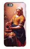 Milk Maid iPhone 6s Plus Case by Jan Vermeer