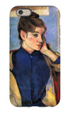 Madeleine Bernard iPhone 6s Case by Paul Gauguin