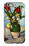 The Vase of Tulips iPhone 6 Case by Paul Cézanne