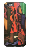 Violin and Guitar iPhone 6 Plus Case by Juan Gris
