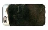 Buffalo Head iPhone 6 Case by Albert Bierstadt