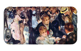 Dance at Le Moulin de la Galette iPhone 6s Plus Case by Pierre-Auguste Renoir