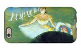 Dancer with a Bouquet iPhone 6s Case by Edgar Degas