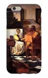 Musical Trio iPhone 6 Case by Jan Vermeer