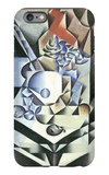 Still Life with Flowers iPhone 6 Plus Case by Juan Gris