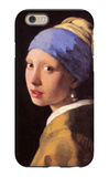 The Girl with the Pearl Earring iPhone 6 Case by Jan Vermeer