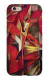 The Foxes iPhone 6 Case by Franz Marc