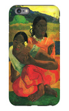 When Will You Marry iPhone 6 Plus Case by Paul Gauguin