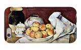 Still Life with Commode iPhone 6 Case by Paul Cézanne