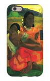 When Will You Marry iPhone 6 Case by Paul Gauguin