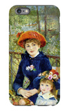 Two Sisters, or On the Terrace iPhone 6s Plus Case by Pierre-Auguste Renoir