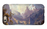 Lake Tahoe iPhone 6s Case by Albert Bierstadt