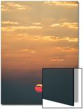 Sunrise over the Indian Ocean Art by Jeff Mauritzen