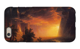 Sunrise in Yosemite Valley iPhone 6s Case by Albert Bierstadt
