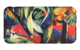 The Mandrill iPhone 6 Plus Case by Franz Marc