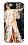 A Woman in Japan Bath iPhone 6 Case by James Tissot
