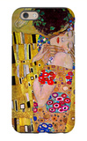 The Kiss (Detail) iPhone 6 Case by Gustav Klimt