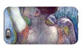 The Green Dancer iPhone 6s Plus Case by Edgar Degas