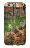 Small Breton Wooden Shoe iPhone 6s Case by Paul Gauguin