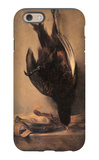 Still Life with Dead Pheasant and Hunting Bag iPhone 6 Case by Jean-Baptiste Simeon Chardin
