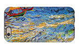 The Sea at Saintes-Maries iPhone 6 Case by Vincent van Gogh