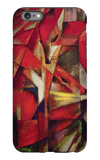 The Foxes iPhone 6 Plus Case by Franz Marc