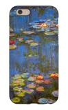 Waterlillies iPhone 6 Case by Claude Monet