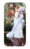 The Elder Strauss iPhone 6 Case by James Tissot