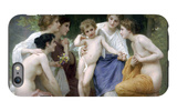 Admiration iPhone 6s Plus Case by William Adolphe Bouguereau