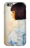 Portrait of Helene Klimt iPhone 6s Plus Case by Gustav Klimt