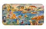 At the Beach of Guernesey iPhone 6s Plus Case by Alfred Sisley