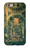 San Marco, Inside View iPhone 6 Case by  Canaletto