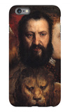 An Allegory of Prudence iPhone 6 Plus Case by  Titian