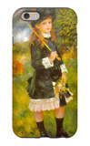 Girl with Parasol iPhone 6 Case by Pierre-Auguste Renoir